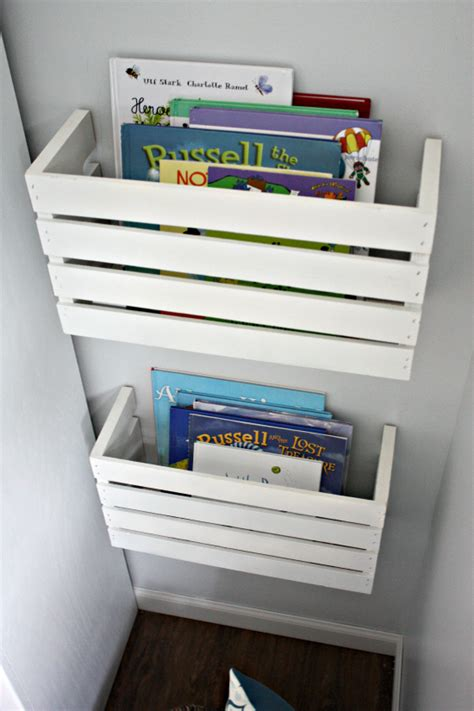 iheart organizing playroom progress great crate book storage