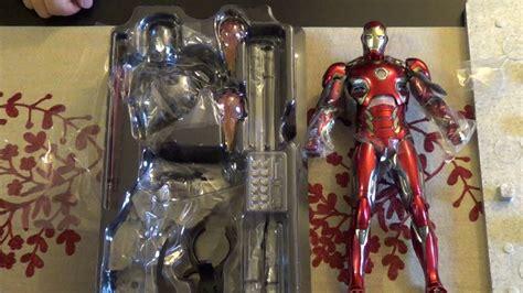 unboxing hot toys mark ultron primeant manmark