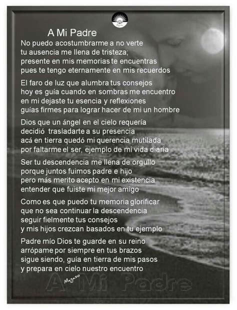 poema de una madre a un hijo fallecido reflexiones de carta de recuerdo a un padre fallecido poemas de amor