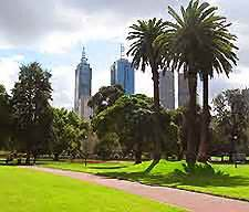 Melbourne Botanical Gardens Parking Parks And Gardens Edited By Dilshan Silva Happy Melbourne