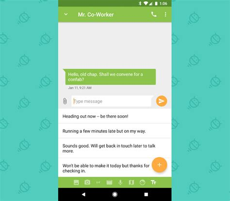 message android a new way to save time with text message templates on android computerworld