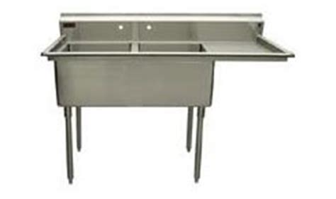 industrial kitchen sink 16 gauge two bowl stainless steel commercial kitchen sinks