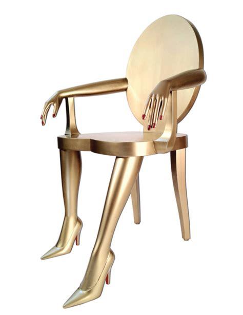 Golden Chairs by Golden Titi Chair By Marjorie Skouras Chairblog Eu