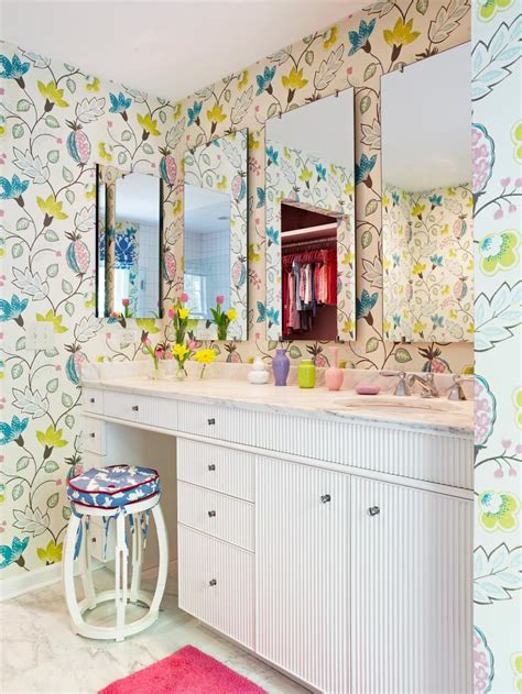 tween bathroom ideas bathroom fit for a quot tween quot hawkins hgtv