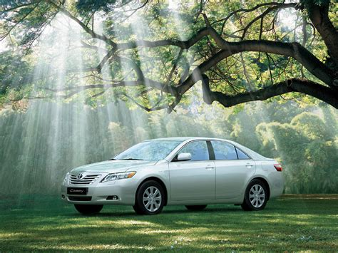 autos toyota wallpapers toyota camry car wallpapers