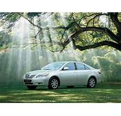 Wallpapers Toyota Camry Car