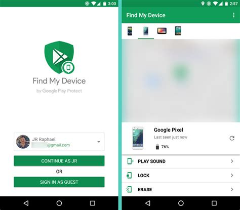 android find my phone app find my device how android s security service can manage your missing phone computerworld