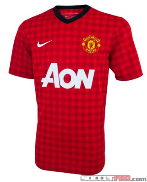 jersey home away manchester united 2012 2013 well keep our red flag seputar bola jersey shots football