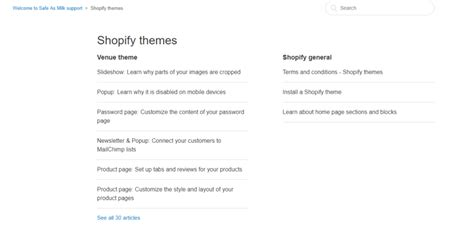 shopify event themes online marketing how to choose the best shopify theme for