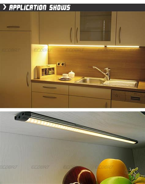 ultra thin 300mm led 5w dc12v joinable kitchen cabinet 3w led light 300mm long surface mounting led cabinet
