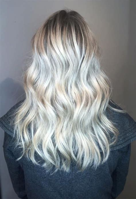 beautiful brunette hair with platinum highlights pictures hot trebd 2015 75 hot platinum blonde hairstyles for your next salon