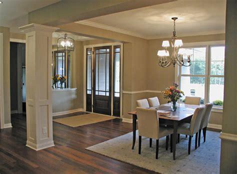 lanham country craftsman home plan   house plans
