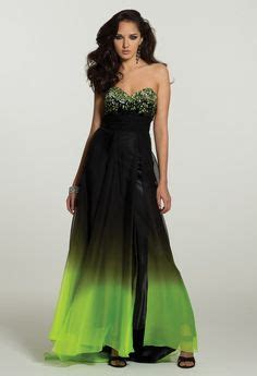 green and black prom dressesvintage damask wedding by