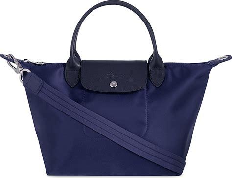 Longch Le Pliage Neo Handbag longch le pliage neo medium handbag for in blue