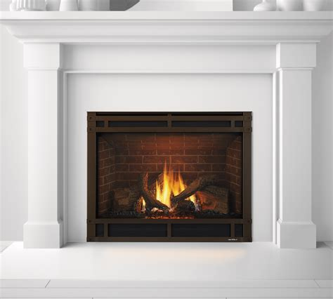 gas fireplaces slimline kastle fireplace