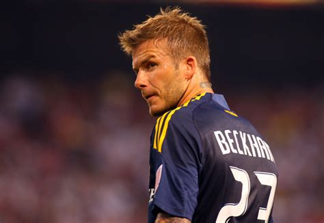 New Beckham 2526 9 david beckham photos photos los angeles galaxy v new york bulls zimbio