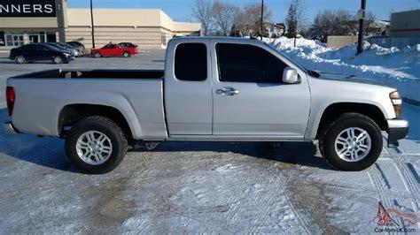 Chevrolet Colorado 4 Door For Sale by Chevrolet Colorado Lt Extended Cab 4 Door