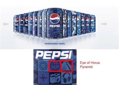 pepsi illuminati 33 signs the illuminati is real what s the up and we