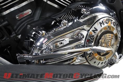Aeromach Releases Heel Shift Lever for 2014 Indian Chief
