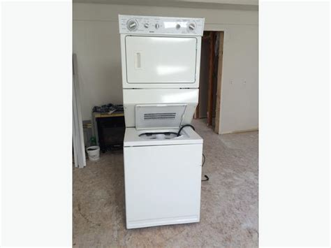 stackable washer and dryer sears sears stacked washer and dryer city