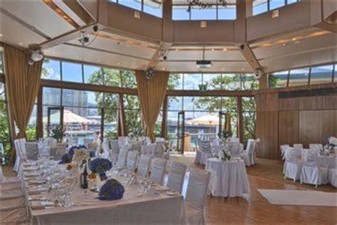 wedding reception venues south western sydney venues l aqua sydney new south wales
