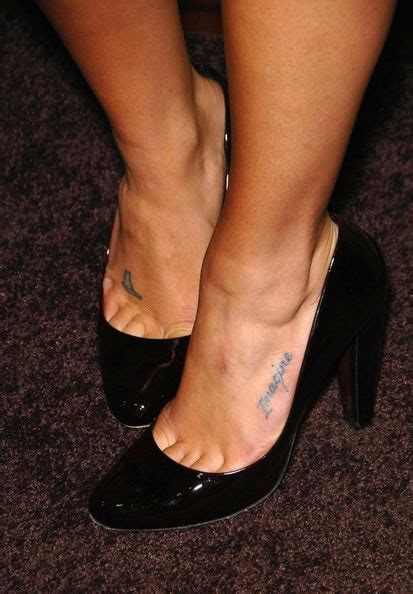 lea michele tattoo lea michele sarfati tattoos pictures images pics photos