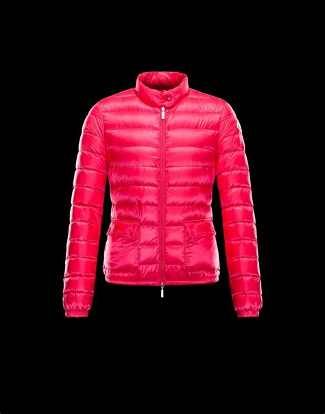 light pink moncler womens moncler clothing lans short down jacket light