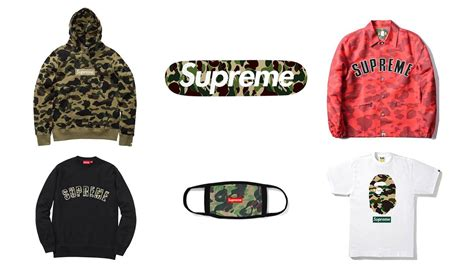 Supreme X Bape this is probably what the supreme x bape collaboration