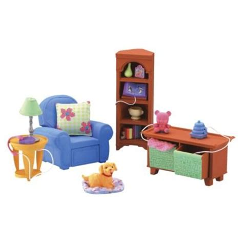 fisher price loving family living room 187 new fisher price