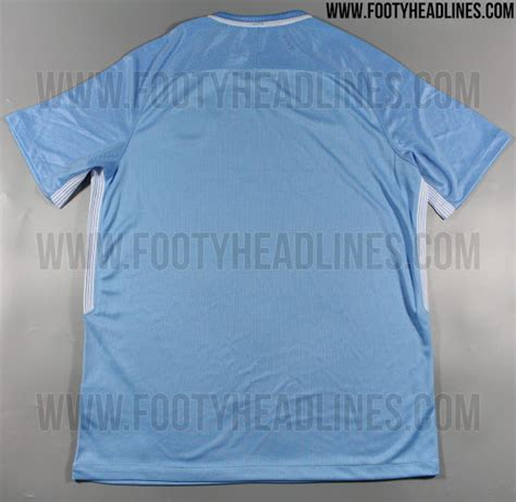Exclusive Full Manchester City 17 18 Home Kit Leaked Footy Headlines Nike Vapor Shirt Template
