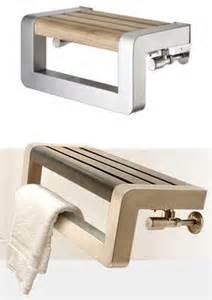 towel rails from vogue plato and dyno shelf towel rails