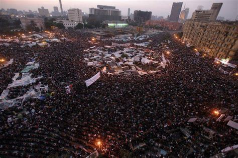 Tahrir Square Shut Down On Fourth Anniversary of Egypt?s
