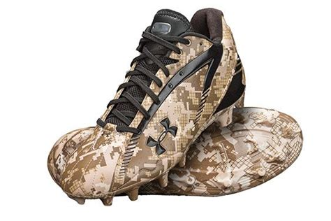 warrior football shoes wounded warrior project wounded warrior and cleats on