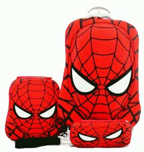 Tas Ransel Embos Model Superman Sekolah Anak Sd 3d Import tas sekolah untuk anak sd toko bunda