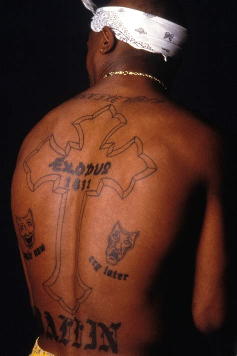 tupac back tattoo tattoo collections