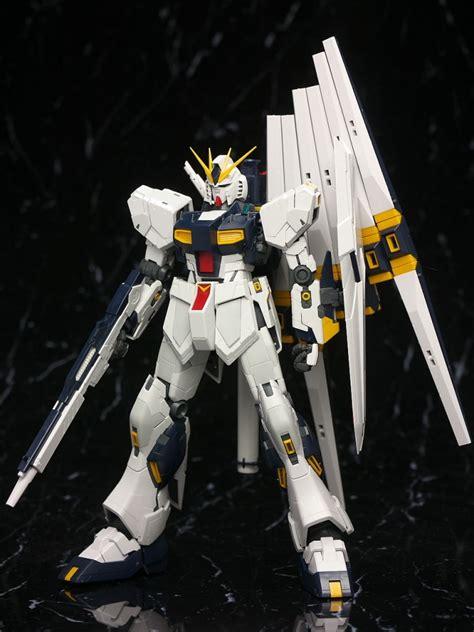 Mg Nu Gundam Ver Ka mg 1 100 nu gundam ver ka kit photo review no 59