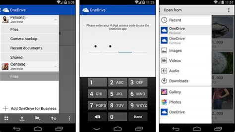 onedrive android equipe do onedrive prioriza android e deixa windows phone
