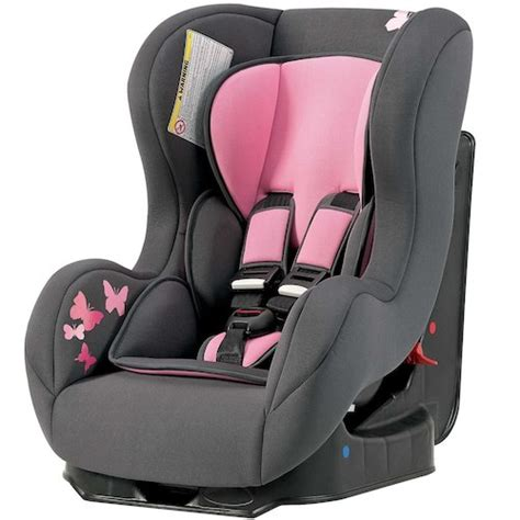 seat comfort in cars comfort plus car seat in pink butterfly toys r us