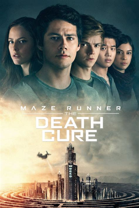 lanjutan film maze runner 2 maze runner the death cure 2018 posters the movie