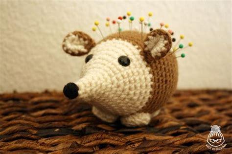 amigurumi hedgehog pattern free amigurumi hedgehog pincushion free crochet pattern