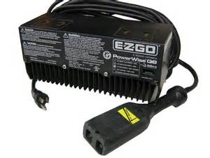 ez go 915 3610 battery charger 36v powerwise qe g3610