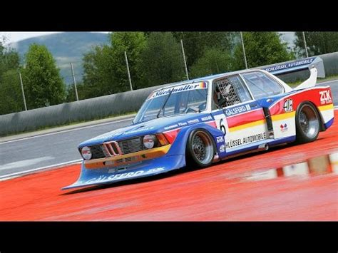 bmw 320 turbo gr.5 project c.a.r.s. replay youtube