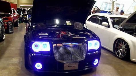 Halo Headlights For Chrysler 300 by Chrysler 300 Headlights Changing Colours