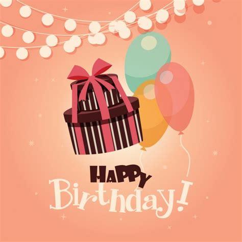 happy birthday background design happy birthday background design vector free download