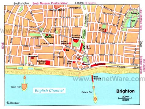 printable maps brighton 10 top rated tourist attractions in brighton planetware