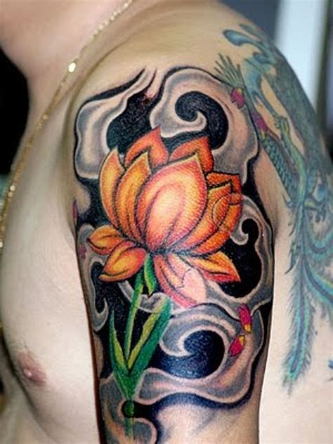 elegant flower tattoo designs 67 flowers shoulder tattoos