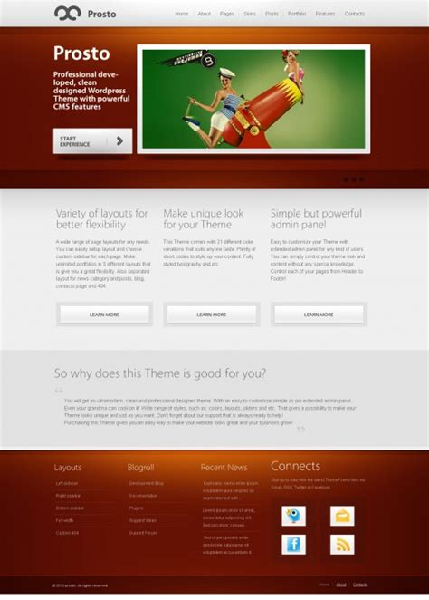 theme forest list list of the best themeforest corporate wordpress themes