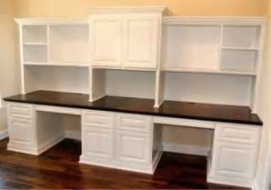 Built In Desks For Home Office Made Home Office By Dk Kustoms Inc Custommade