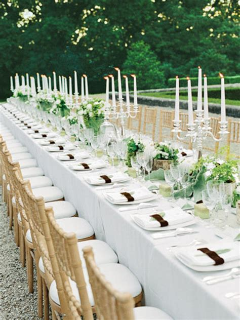 Wedding Table Ideas Wedding Table Settings And Centerpieces Ideas And Pictures Photo Hairstyles