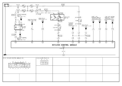 repair guides keyless entry system 2000 keyless
